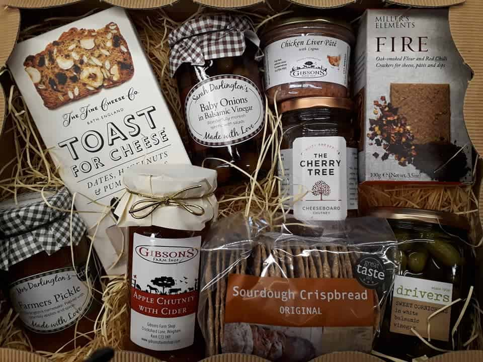 Kent Hampers