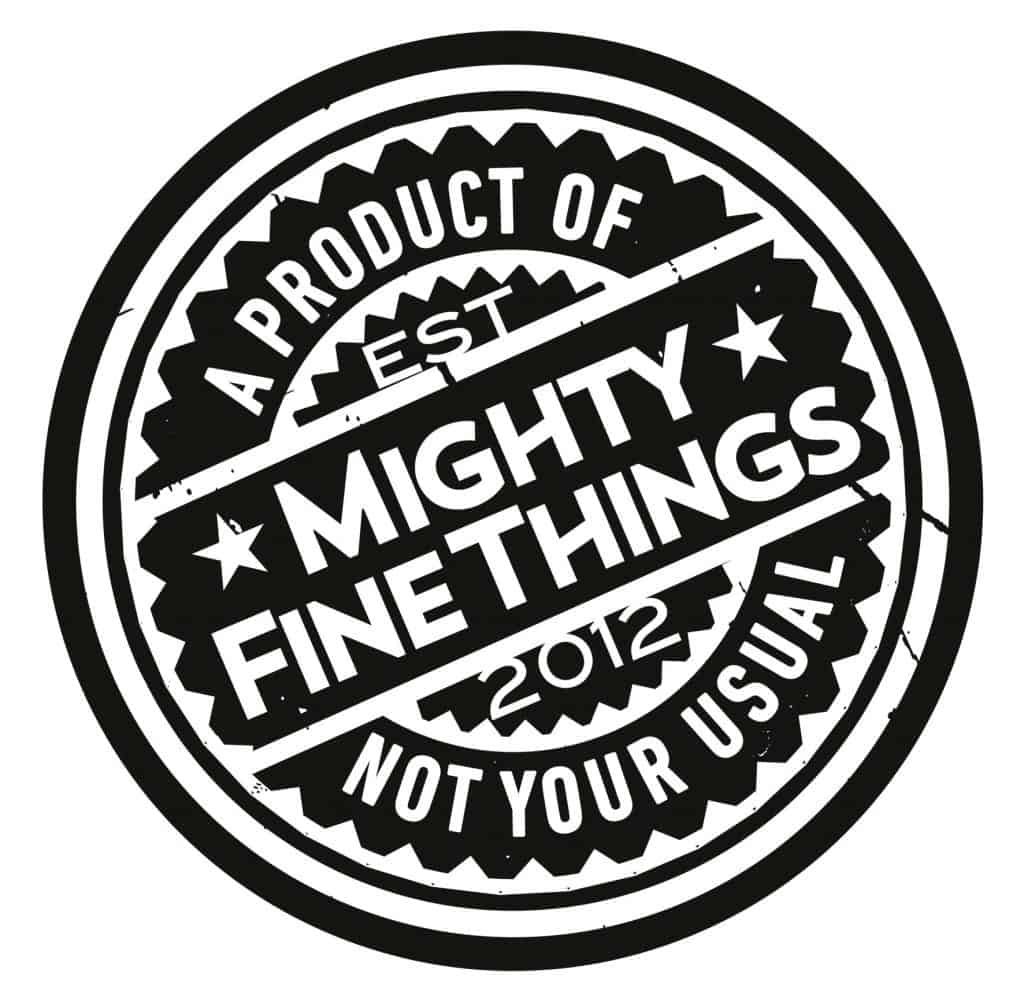 Mighty Fine Things Logo