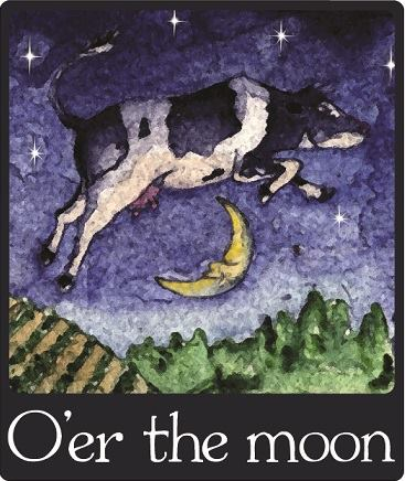 O'er the moon at Gibsons Farm Shop