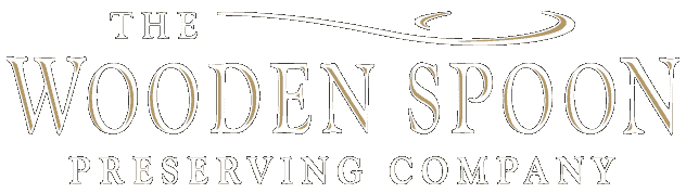 the wooden spoon preserving company logo